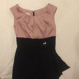 Little Black and Pink Dress 💕
